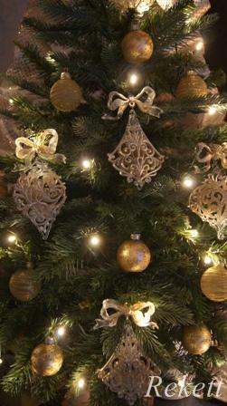 REKETTオリジナルクリスマスツリー_f0029571_12175967.jpg