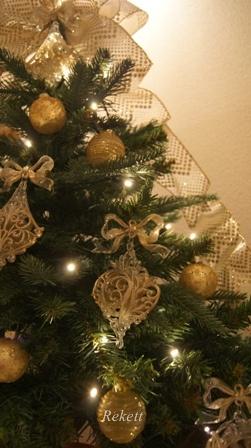 REKETTオリジナルクリスマスツリー_f0029571_12233840.jpg
