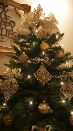 REKETTオリジナルクリスマスツリー_f0029571_1231233.jpg