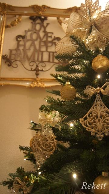 REKETTオリジナルクリスマスツリー_f0029571_12371093.jpg