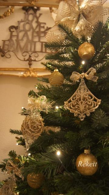 REKETTオリジナルクリスマスツリー_f0029571_12373168.jpg