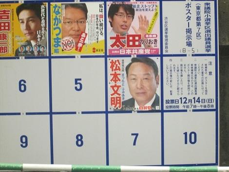 衆議院選挙投票日、そしてフィギュアGPファイナル決勝では_d0183174_08294422.jpg