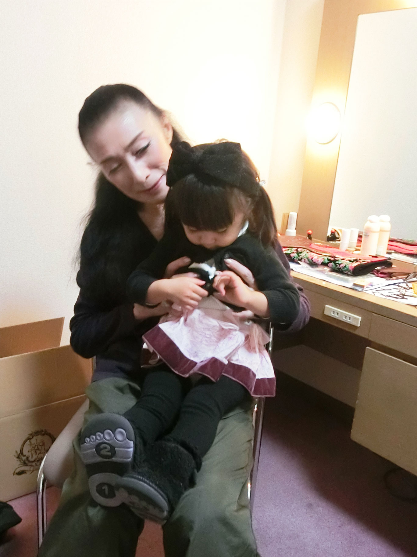 青劇ファイナル公演! 名倉先生の愛と祈り。_d0224894_3261591.jpg
