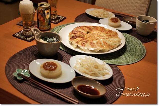 ジューシー♪ 白菜餃子_f0179404_22114169.jpg