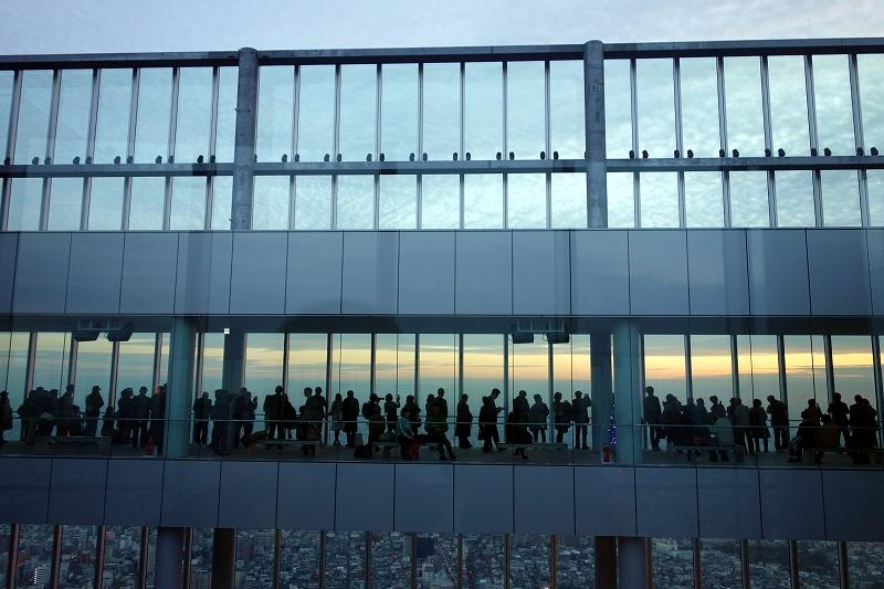 あべのハルカスの展望台、ハルカス300_d0116009_13122992.jpg