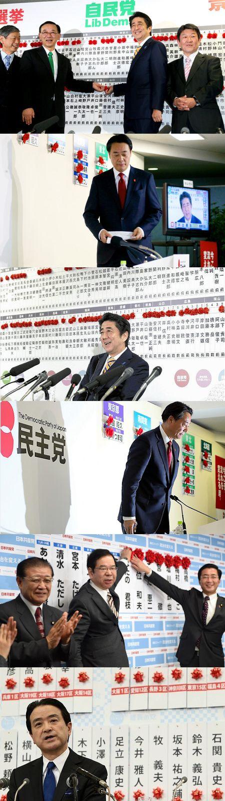 改憲の政局が始まる - 野党再編、憲法改正、安倍談話の三位一体で_c0315619_1544089.jpg