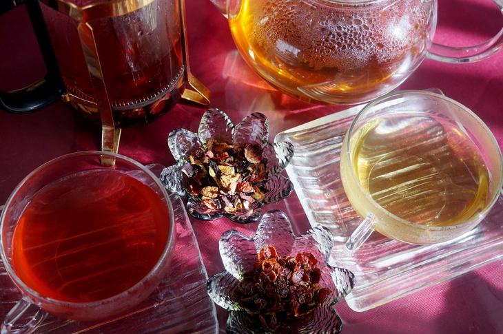 【セレブが香る クリスマスリースパンを作りました♪】「pure-gardenさん」の紅茶モニターです♪_b0033423_16362474.jpg