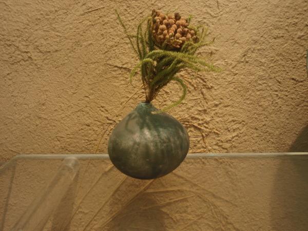 お花を入れました_b0132442_18233732.jpg