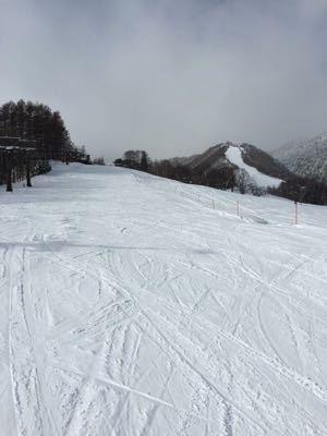 スキー場情報です꒰ ´͈ω`͈꒱_e0248949_15482968.jpg