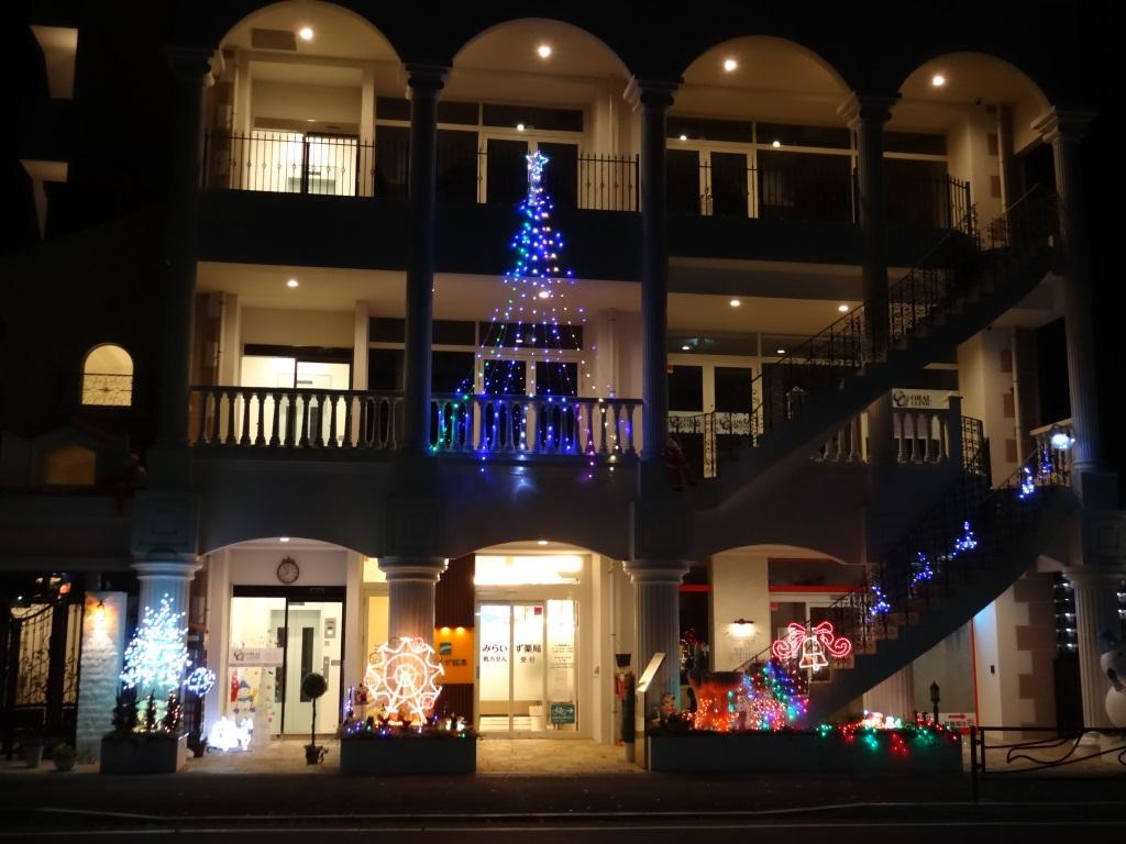 「メゾン・ド・バッハ」のクリスマス_d0092262_0233435.jpg