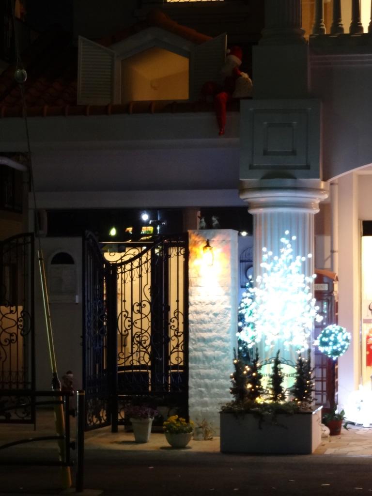 「メゾン・ド・バッハ」のクリスマス_d0092262_0243380.jpg