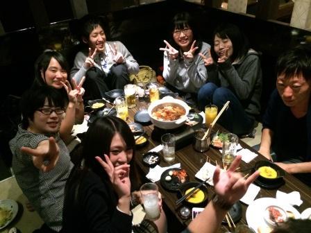 2014/忘年会in札幌オフィス_e0206865_056267.jpg