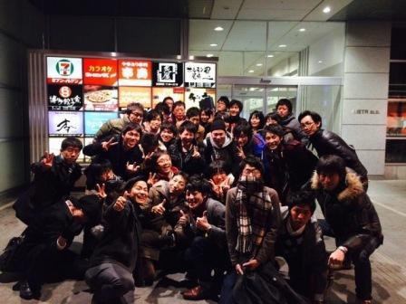 2014/忘年会in札幌オフィス_e0206865_1124089.jpg