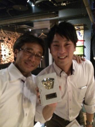 2014/忘年会in札幌オフィス_e0206865_195646.jpg