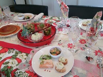 我が家でクリスマス  ☆Buon Natale~♪_e0212073_171225100.jpg