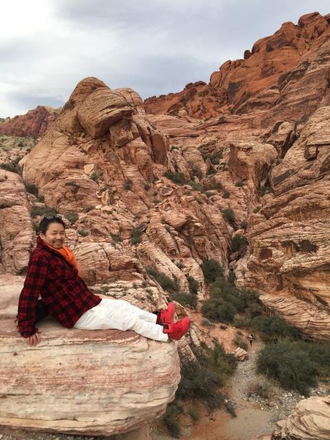赤い岩・・・。_b0206074_1055150.jpg