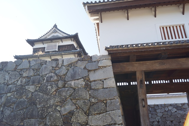 軍師黒田官兵衛・黒田長政が残した福岡城を訪ねて・・・・秋の博多の旅 秋の黒田城_d0181492_14173411.jpg