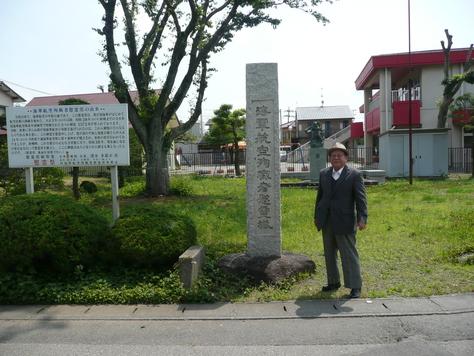 2014年12月26日 茨城県阿見町旧海軍航空隊界隈  その1_d0249595_1512667.jpg