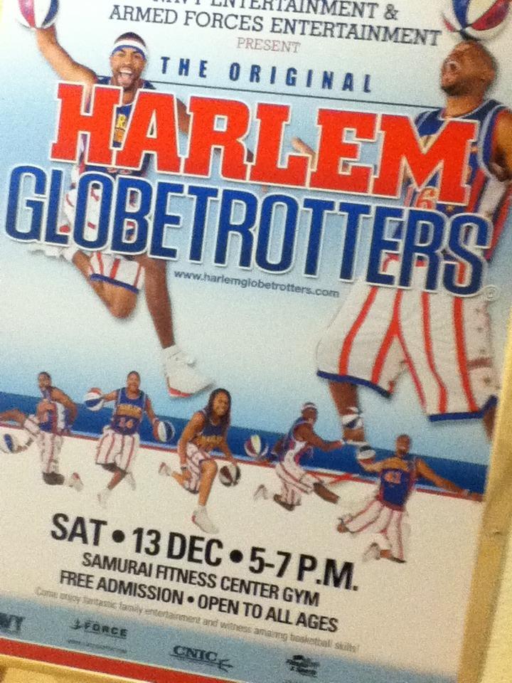 【Harlem globetrotters】_a0326598_18140078.jpg