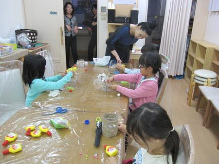 松井山手教室 ~ランタン作り~_f0215199_1634073.jpg