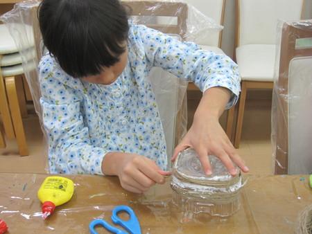 松井山手教室 ~ランタン作り~_f0215199_167426.jpg