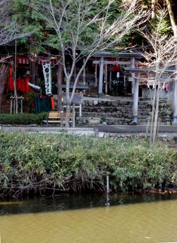 嵯峨野 御髪神社_e0048413_18275061.jpg