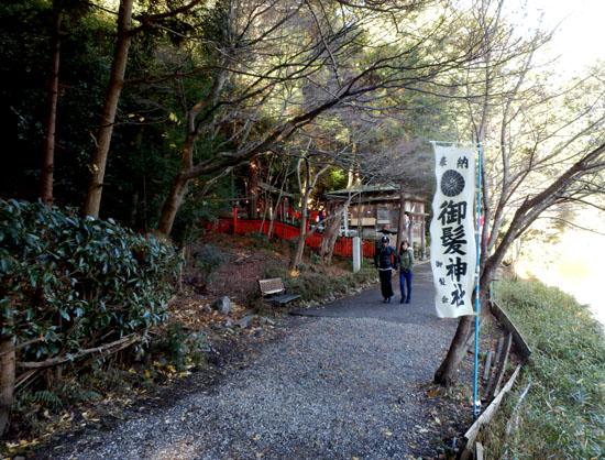 嵯峨野 御髪神社_e0048413_1828489.jpg