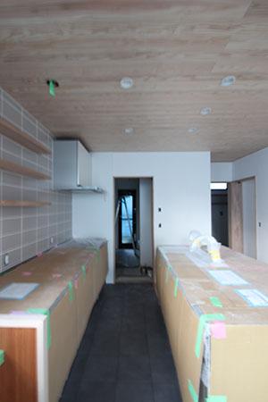 見学会を予定している「キッチンを囲む家」その後_f0170331_18301610.jpg