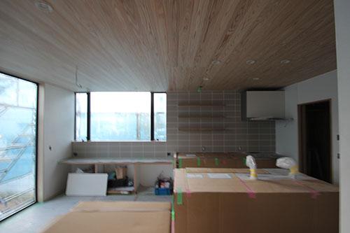 見学会を予定している「キッチンを囲む家」その後_f0170331_18302284.jpg
