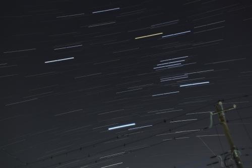 SiriusCompでふたご座流星群インターバル撮影画像を合成_e0089232_10074593.jpg