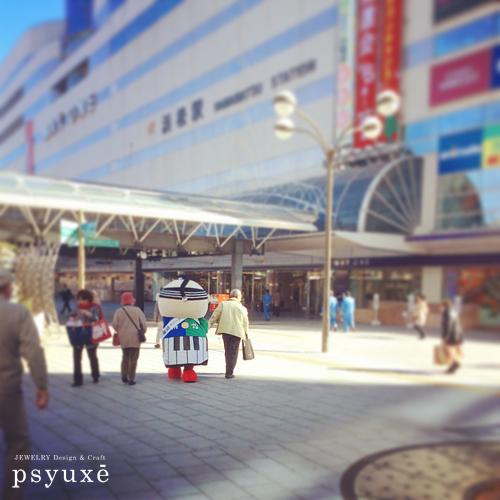 家康くん、浜松駅付近にて_e0131432_16403885.jpg