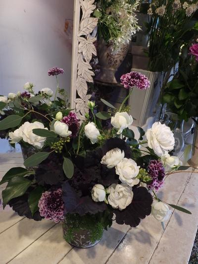 オークリーフ花の教室(根本さんの作品)_f0049672_17114088.jpg
