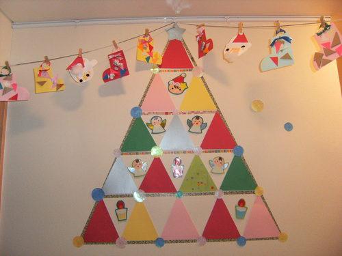かわいいクリスマス制作_c0186983_1814356.jpg