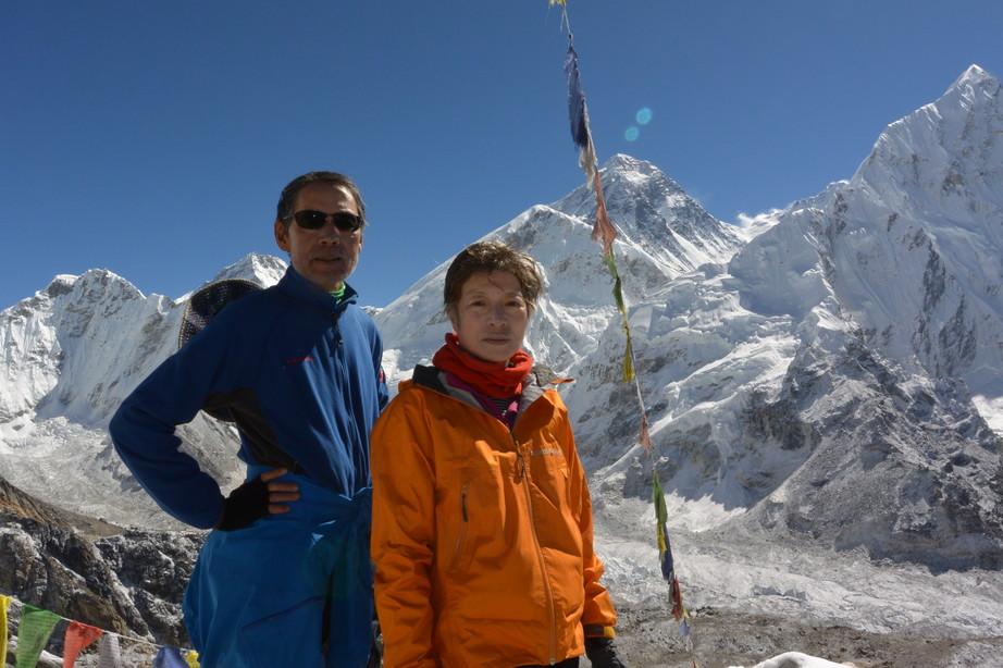 """2014年10月 『エヴェレスト・三峠越えトレッキング』 October 2014 \""""Three Pass Crossing in Everest\"""" _c0219616_1611560.jpg"""
