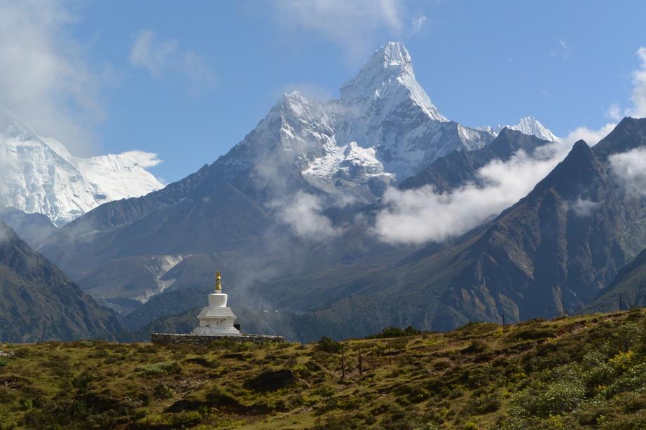 """2014年10月 『エヴェレスト・三峠越えトレッキング』 October 2014 \""""Three Pass Crossing in Everest\"""" _c0219616_1941190.jpg"""