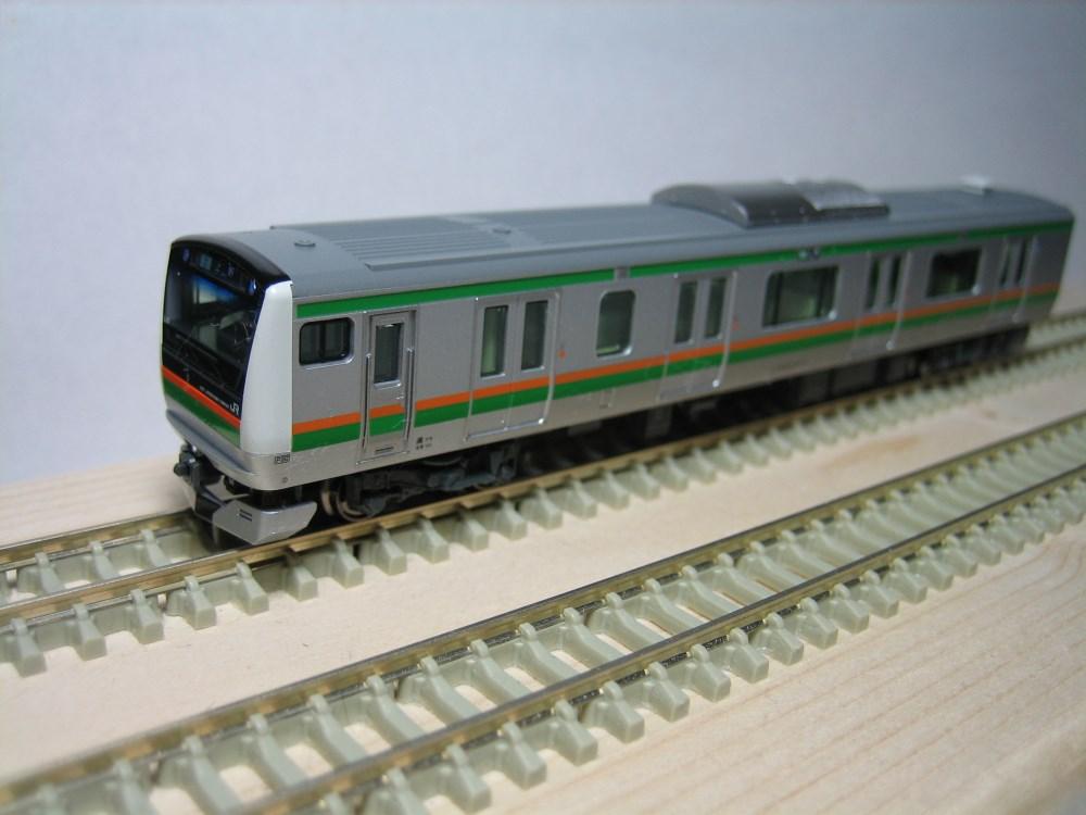 KATO E233系3000番台をイジろう その1_e0120143_22272723.jpg