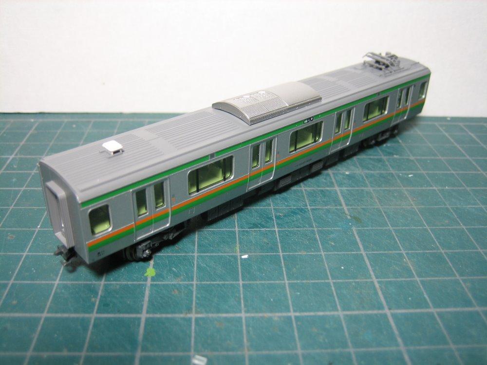 KATO E233系3000番台をイジろう その1_e0120143_22284753.jpg