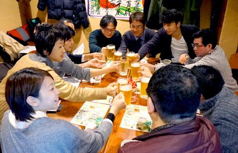 2014年12月交流会レポート      サポーター:沖本_e0130743_11283352.jpg