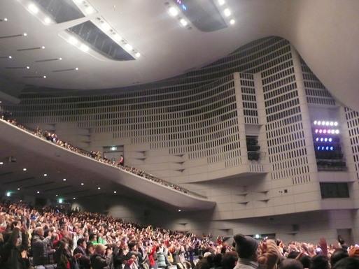 MerryChristmas☆同窓会コンサート@大宮ソニックシティ_b0096957_17495441.jpg