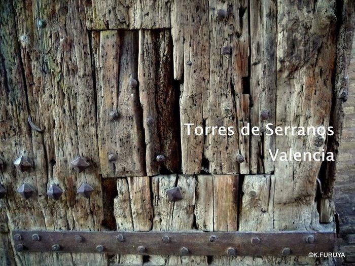 スペイン旅行記 18 バレンシア旧市街_a0092659_1203374.jpg