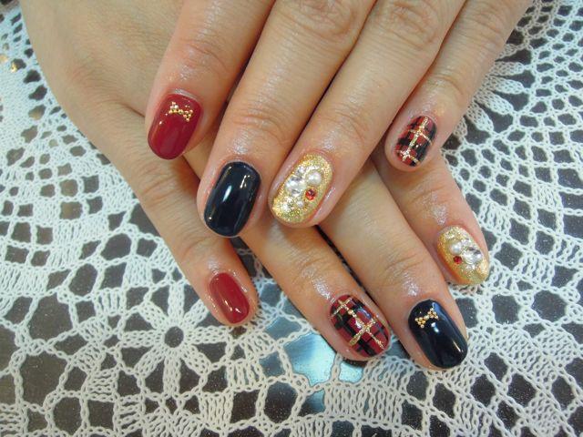 Check Nail_a0239065_11442052.jpg