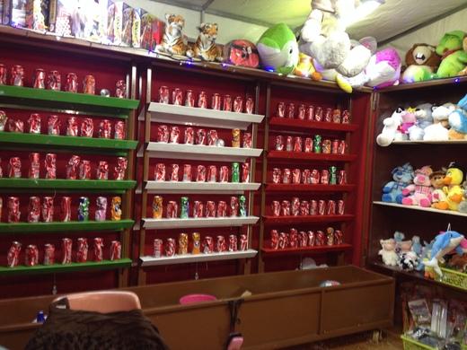 サンタ・クローチェ教会のクリスマス・マーケット_a0136671_2135622.jpg