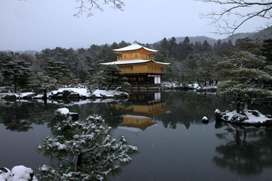雪の金閣寺_e0048413_18265341.jpg