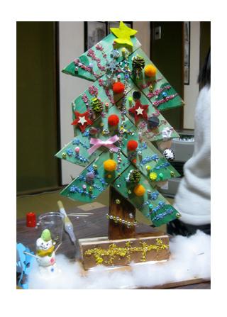 もうすぐクリスマス②・比良 小学生クラス_f0211514_19171565.jpg