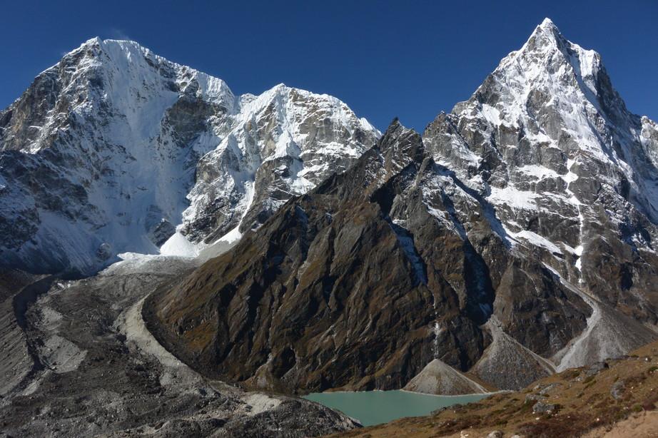 """2014年10月 『エヴェレスト・三峠越えトレッキング』 October 2014 \""""Three Pass Crossing in Everest\"""" _c0219616_21312823.jpg"""