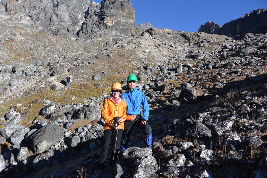 """2014年10月 『エヴェレスト・三峠越えトレッキング』 October 2014 \""""Three Pass Crossing in Everest\"""" _c0219616_21404632.jpg"""