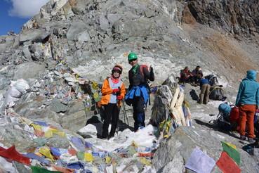 """2014年10月 『エヴェレスト・三峠越えトレッキング』 October 2014 \""""Three Pass Crossing in Everest\"""" _c0219616_21432337.jpg"""