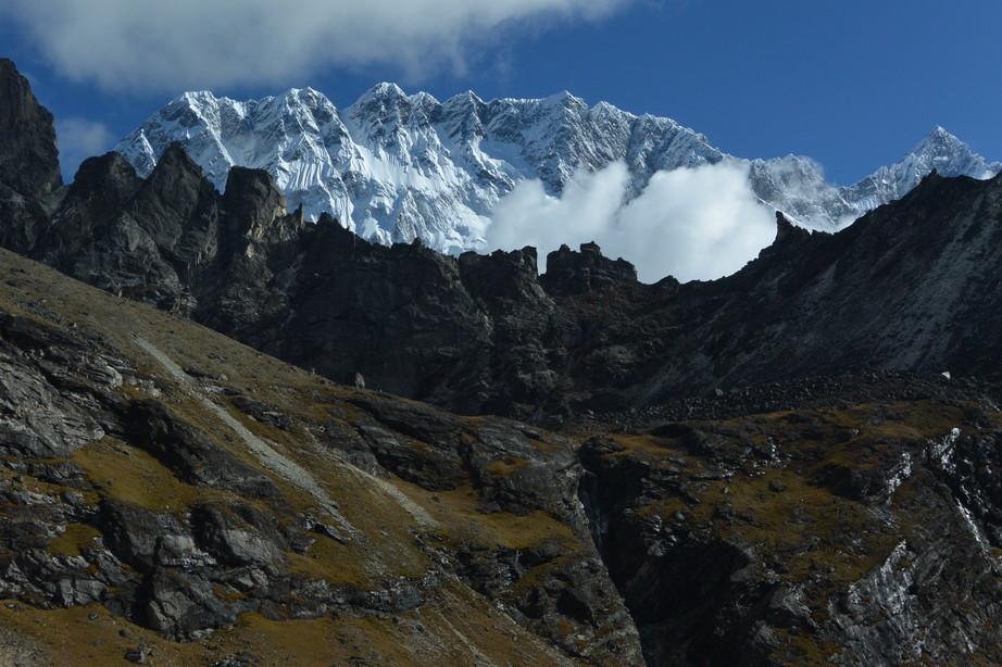"""2014年10月 『エヴェレスト・三峠越えトレッキング』 October 2014 \""""Three Pass Crossing in Everest\"""" _c0219616_215045.jpg"""