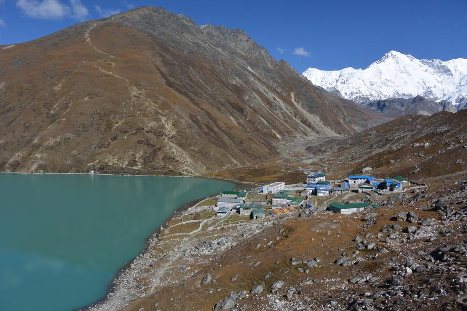 """2014年10月 『エヴェレスト・三峠越えトレッキング』 October 2014 \""""Three Pass Crossing in Everest\"""" _c0219616_21591287.jpg"""