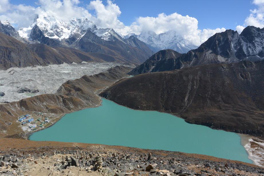 """2014年10月 『エヴェレスト・三峠越えトレッキング』 October 2014 \""""Three Pass Crossing in Everest\"""" _c0219616_22101375.jpg"""
